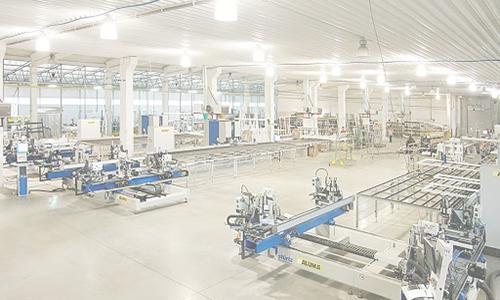 Металлопластиковое производство